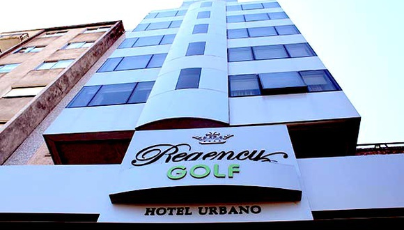 Early booking 25 days Regency Golf Urban Hotel - Montevideo